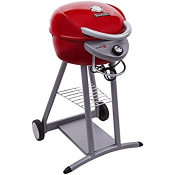 Char-Broil TRU-Infrared Patio Bistro Electric Grill, Red