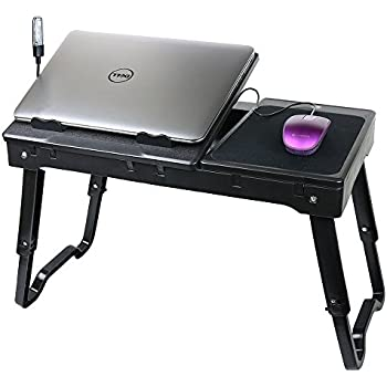 Amazon Com Multifunctional Laptop Table Stand With