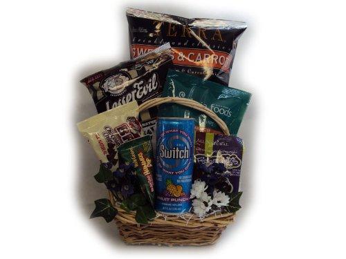 Junk Food Makeover Gift Basket