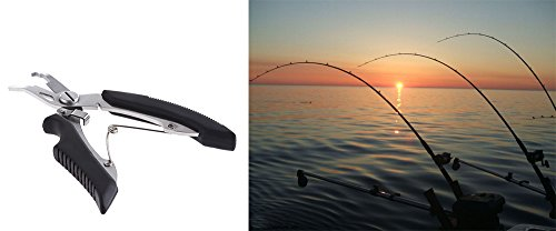 Xu Cutter noir Pêche color Pince De Multifonctionnel Crochet Décapant Nez xiazhi Eagle ciseaux Bleu rZw6aqWrv