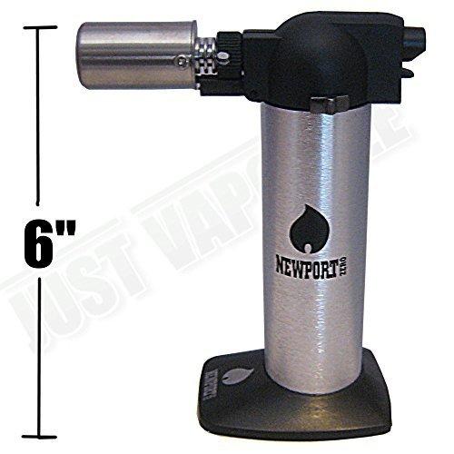 Silver Butane Torch - 3