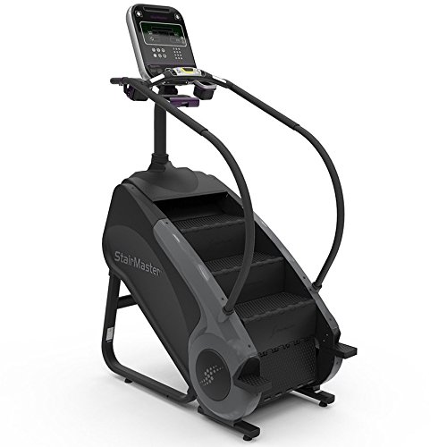 StairMaster GAUNTLET Series 8 StepMill with LCD Console for Home Gym or Fitness Studio by Ironcompany.com