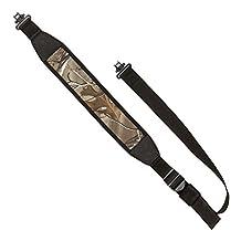 Allen Cascade Neoprene Rifle and Shotgun Sling with Swivels