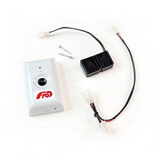 Flash to Open Classic – Garage Door Opener Honda Goldwing Plug-N-Play – Headlight Activated