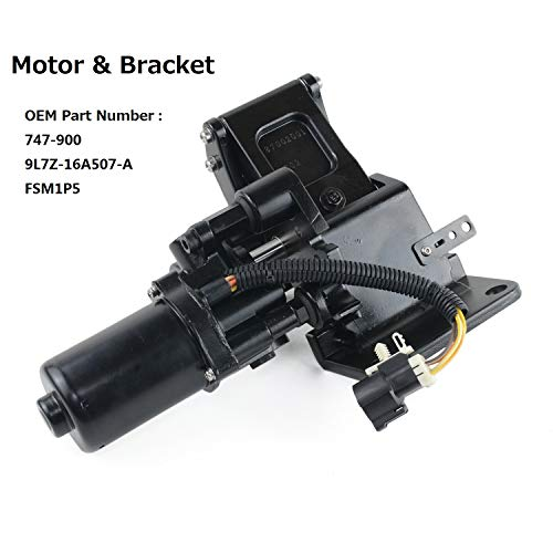 - Running Board Motor & Bracket for Lincoln Navigator Ford 9L7Z16A507A 747-900 FSM1P5 (Left)