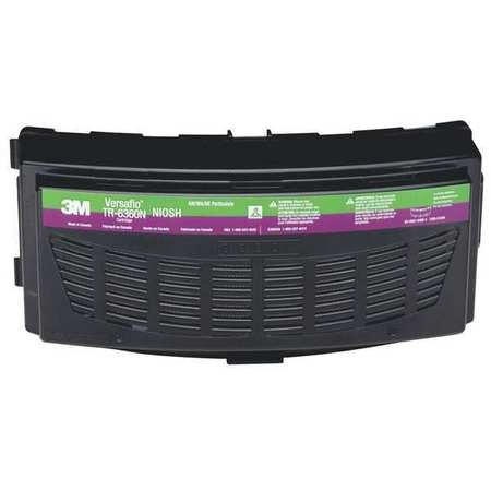 PAPR Filter, Green/Magenta, PK5 by 3M