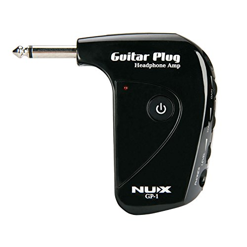 Nux GP-1 Electric Guitar Headphone Amp