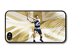 diy case Andy Murray Gold Great Britain Tennis Player case for iPhone 6 4.7