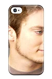 For Iphone Case, High Quality Men Male Celebrity Elijah Wood0879 For Iphone 4/4s Cover Cases