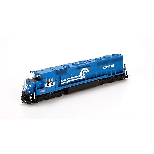 HO SD45-2 w DCC & Sound, NS  1705 by Athearn