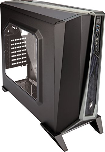 Corsair Carbide SPEC-Alpha Mid-Tower Gaming Case- Black/Gray