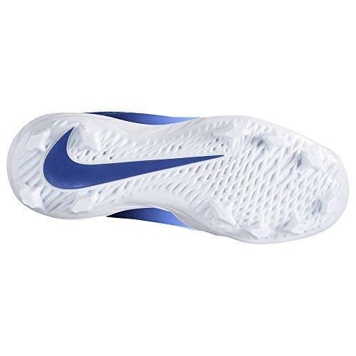 Nike Hyperdiamond 2 Pro Mcs Vrouwen 856493-414 Spel Royal / Wit Licht Aqua