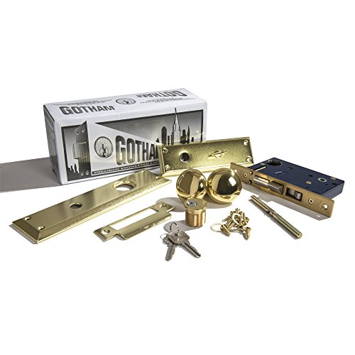 Guard Security 9900L Lock Mortise Screw On (Complete Mortise Lockset)