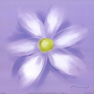 Daisy Morrow - Daisy by Anthony Morrow - 8x8 Inches - Art Print Poster