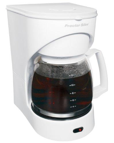p Proctor-Silex Coffee Maker, 43501Y ()