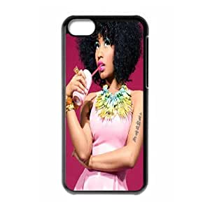 Fashionable Creative Nicki Minaj Cover case For iPhone 5C TE5M93244