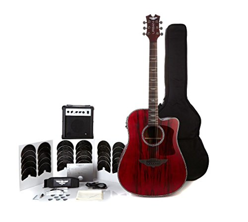 keith-urban-black-label-limited-edition-48-piece-guitar-package-acoustic-electric-garnet-red