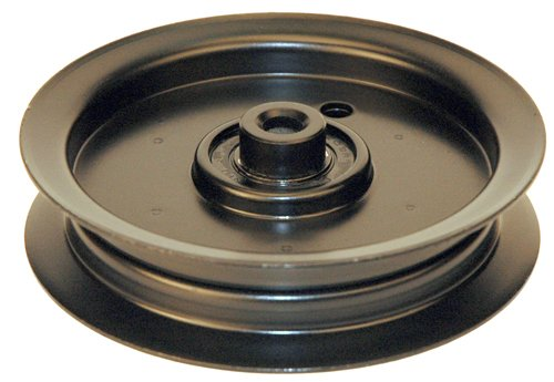 Flat Idler Pulley Replaces MTD Cub Cadet 756-1229, 01004081