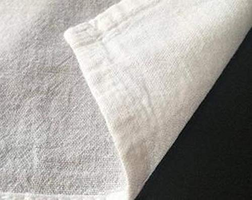 Kitchen Towels Dinner is Dunn Handmade in USA,100/% Cotton Decorative Flour Sack Towels 28x28 Inches