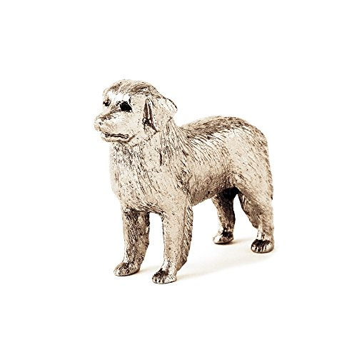 Newfoundland Made in UK Artistic Style Dog Figurine Collection