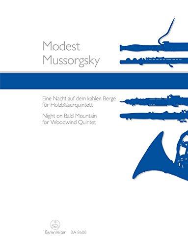 Bald Mountain Music Book - 4