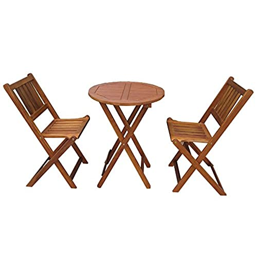 Small Bistro Table And Chairs Amazoncom - Small outdoor cafe table and chairs