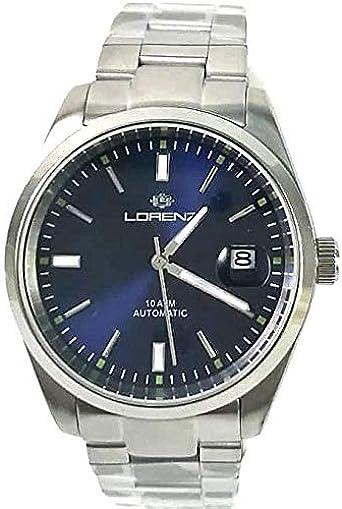 Lorenz 030134BB Montre automatique pour homme: