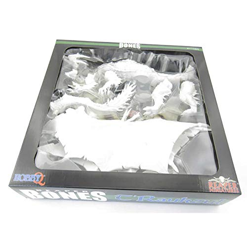 Dark Heaven: Bones T`Raukzul Heroic Scale Dragon Boxed Set (77585)