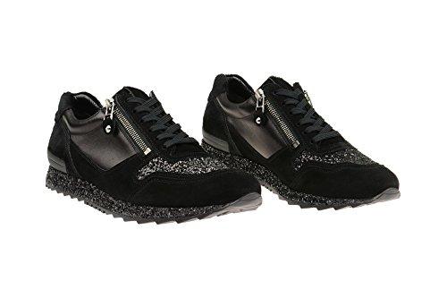 18220 cordones Schmenger41 Kennel 480 zapatos negro con amp; Mujer UEpaR