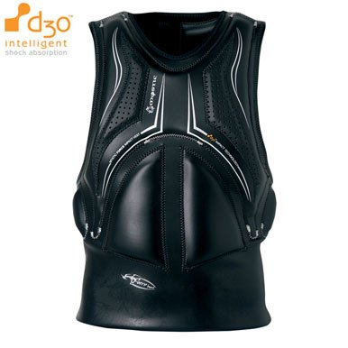 Mystic Force Impact Vest D3O 2011 Small by Mystic