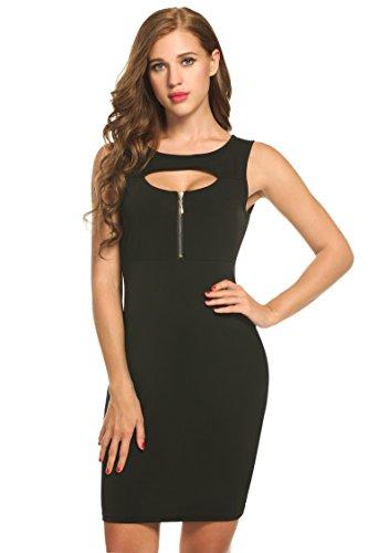 Meaneor Womens Nightclub Bodycon Clubwear product image