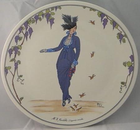 Villeroy Boch Design 1900 Dinner Plate Design 3 Amazoncouk