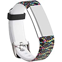 I Smile Replacement Wristband Tracker Colorful Black At A Glance