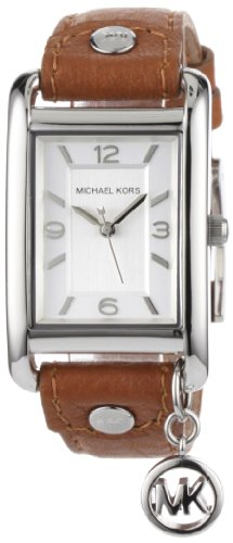 63b48fff2 Michael Kors Women's 'Charm' Quartz Stainless Steel Casual Watch, Color: Brown (