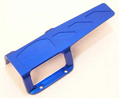 (ST Racing Concepts ST5316B Trans/Center Skid for Revo (Blue))