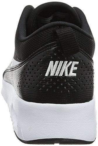 Max Nero Wmns Scarpe 028 Air white Stringate Thea Derby black Donna Nike Eg4w8qfw