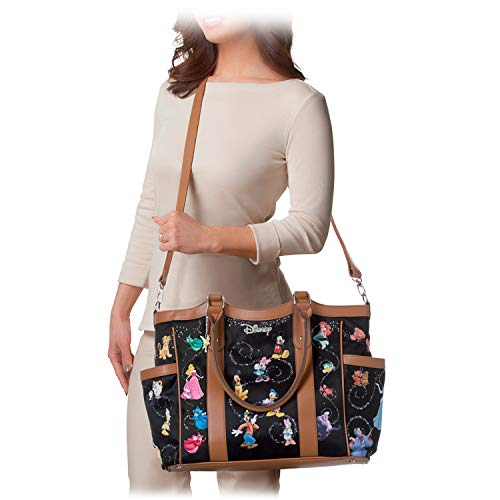The Bradford Exchange Disney Handbag With Character Art And - Import It All fc7e1a8427081