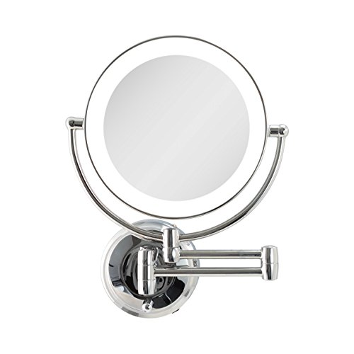 Zadro Dual Led Lighted Vanity Mirror - 7