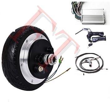 GZFTM 250 W 24 V 6 Pulgadas 3 Ruedas Scooter Motor Moto Scooter eléctrico Motor eléctrico hub Motor para Silla de Ruedas: Amazon.es: Deportes y aire libre