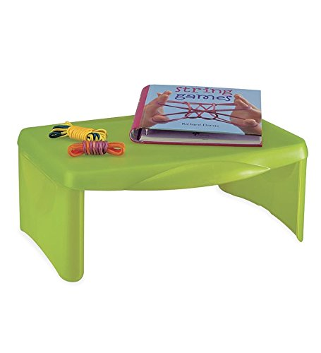 HearthSong%C2%AE Collapsible Folding Desk Green product image