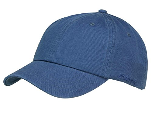 Adjustable Blue Baseball Stetson Baseball Stetson Cotton Cotton RXYwnT