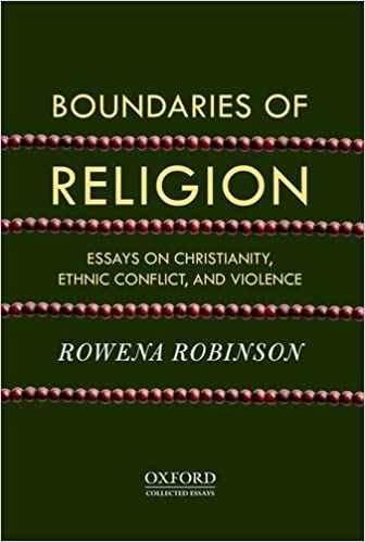 Business Essays Samples Amazoncom Boundaries Of Religion Essays On Christianity Ethnic  Conflict And Violence  Rowena Robinson Books The Yellow Wallpaper Character Analysis Essay also English Extended Essay Topics Amazoncom Boundaries Of Religion Essays On Christianity Ethnic  Example Of A Good Thesis Statement For An Essay