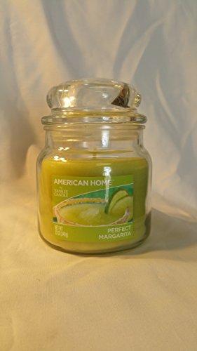 Yankee Candle Perfect Margarita 12 oz Jar Margarita Glass Candle