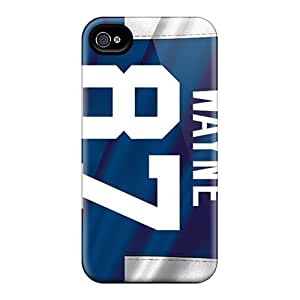 Protector Hard Phone Cover For Iphone 6 With Provide Private Custom Lifelike Indianapolis Colts Pattern CassidyMunro