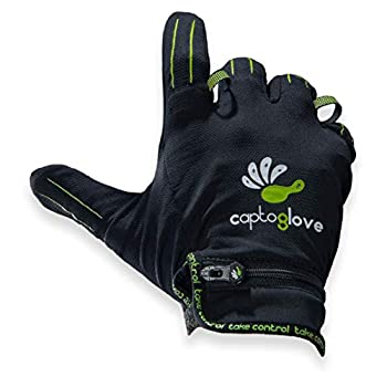 Image of Captoglove 1.0 Right Large Wearable Gaming Hand Machine Interface. PC Controllers