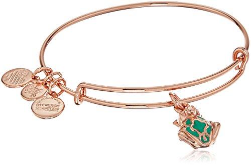 Alex and Ani Frog Prince Charm Bracelet