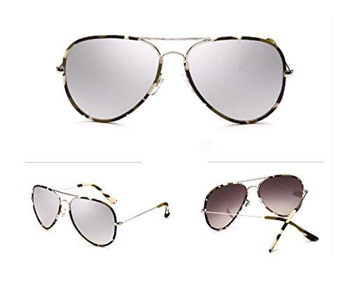 La Coloré À amp;lunettes Soleil De 6 Toile Protection Mme Hemming Lym amp; x666 Personnalité Grand Lunettes Miroir Cadre Mode 2 couleur FCqOn0w