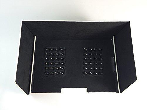 "ANBEE DJI Inspire 1 Phantom 3 4 FPV 7.9"" Inch Sunshade Sun Hood for iPad Mini 2 3 Tablet MID"