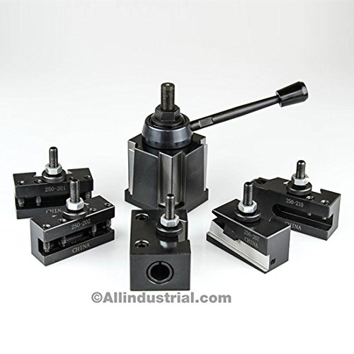 - CXA Wedge Tool Post Set CNC High Precision Quick Change Lathe Holders 300 Series