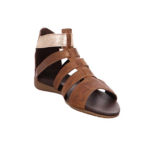 Sandals Women's Fashion Think Women's Brown Think Fashion FXSWR